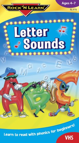 vintage rock n learn cassette book letter sounds rock n learn letter sounds phonics for beginners ages 4 192