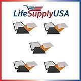 5 Pack Filter Kit Fits Rabbit Air Air Minus A2 SPA-780A & SPA-780A, by LifeSupplyUSA