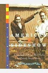 American Sideshow Kindle Edition