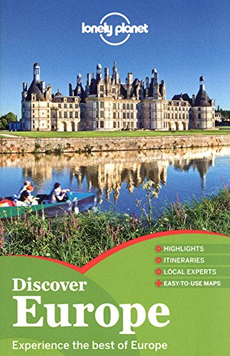Lonely Planet Discover Europe (Full Color Multi Country Travel Guide) ()