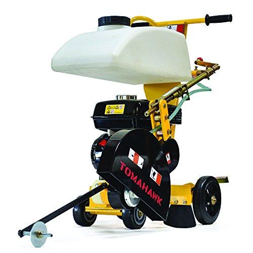 """TFS14 14"""" Walk Behind Floor Concrete Saw w/6.5 HP Honda GX200 Engine"""