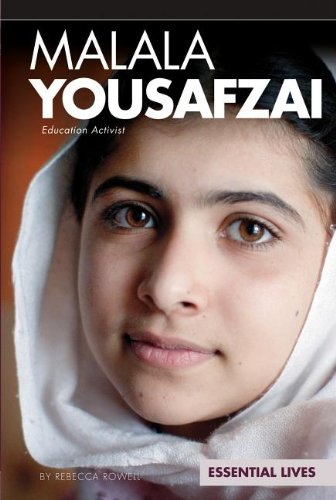 Malala Yousafzai: Education Activist (Essential Lives)