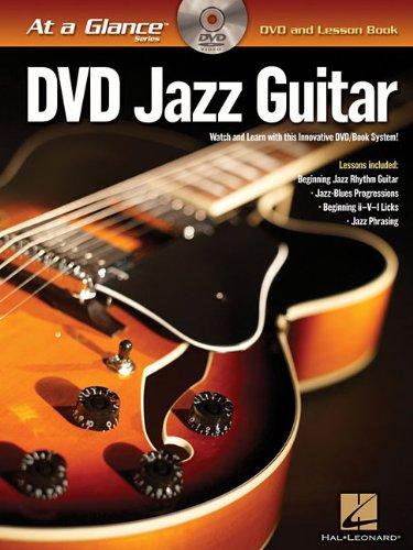 (Jazz Guitar: At a Glance Series DVD)