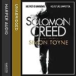 Solomon Creed   Simon Toyne
