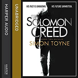 Solomon Creed Audiobook