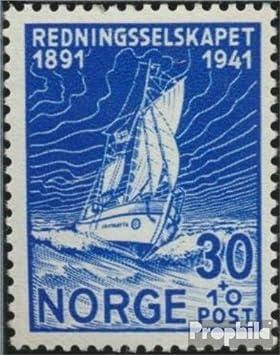 Prophila Collection Noruega Michel.-No..: 235 1941 Náufragos (Sellos para los coleccionistas) Marinero: Amazon.es: Juguetes y juegos