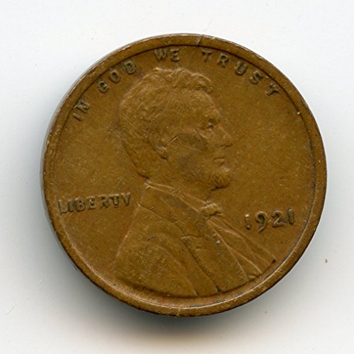 1921 Lincoln Cent XF-45