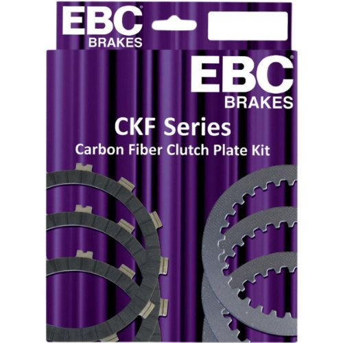 EBC CKF Carbon Clutch Plate Kit CKF1302 - Set Ebc Clutch Plate