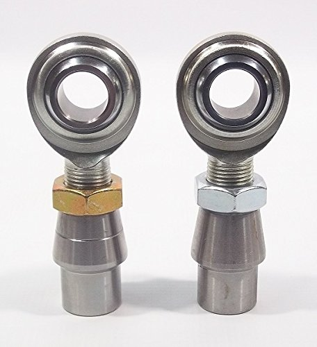 End Heim Joint Link Ball - QSC 3/4 X 3/4-16 Economy Panhard Bar Kit with Bung .120, Rod End, Heim Joint