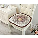 Europe Chair Cushion Pads Seat Decorative Floor For Home Textile