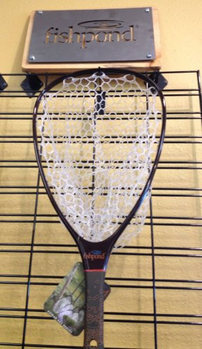 Fishpond: Nomad Mid-Length Net - Tailwater