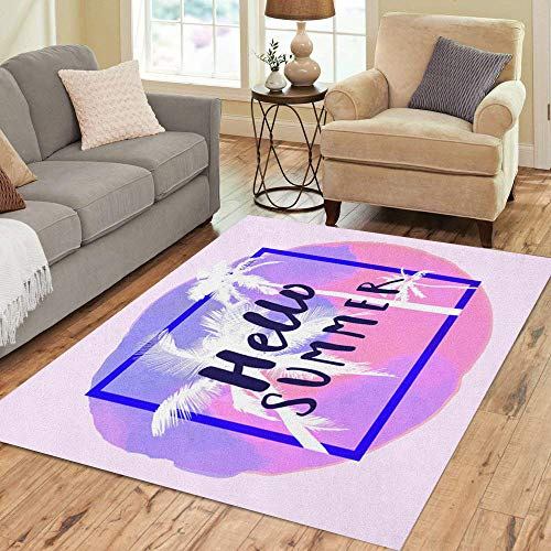 Tinmun Area Rug Advice Decor Floor Rug 5
