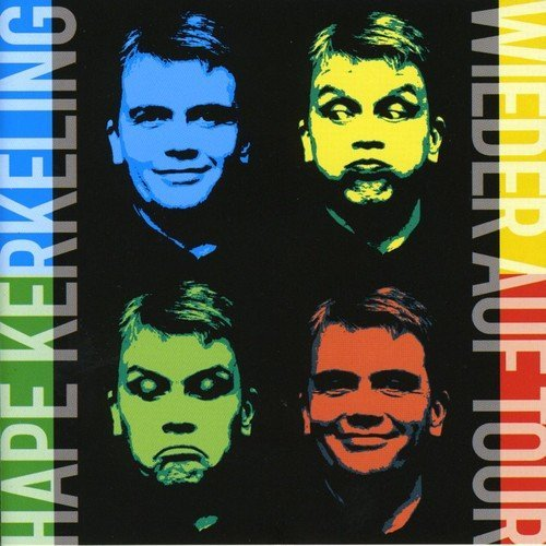 Hape Kerkeling - Wieder Auf Tour By Hape Kerkeling (2005-10-03) - Zortam Music