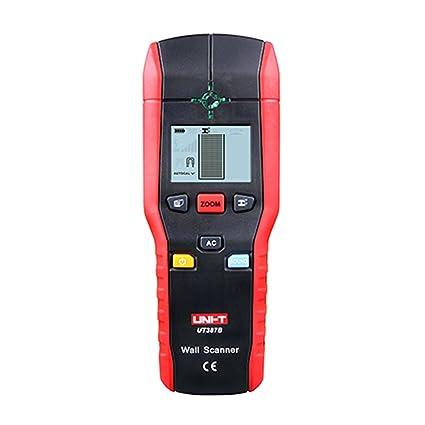UNI-T UT387B Detector Metal Wood AC Cable Finder Scanner Detectores de metales industriales