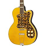 Kay Vintage Reissue Guitars Thin Twin Electric Guitar Blonde