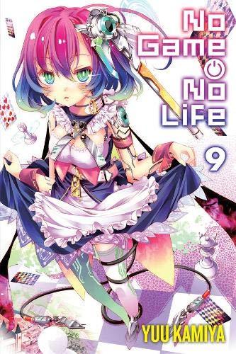 No Game No Life, Vol. 9 (light novel) (No Game No Life (9)) [Kamiya, Yuu] (Tapa Blanda)