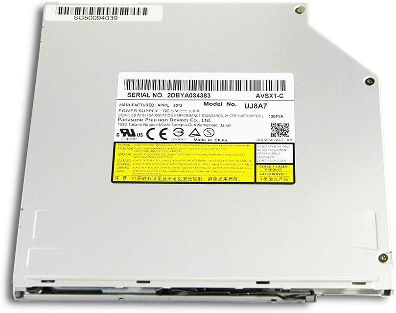 New for Samsung Series 7 NP700 NP700Z3A NP700Z5C NP700Z5A NP700Z5B Laptop Notebook PC Internal 8X DVD+-R/RW DVD-RAM Burner Super Multi 24X CD-RW Writer Replacement