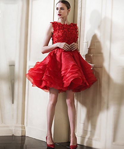 Vimans Vestito A Red Linea Donna 46 Ad qS64xawrq