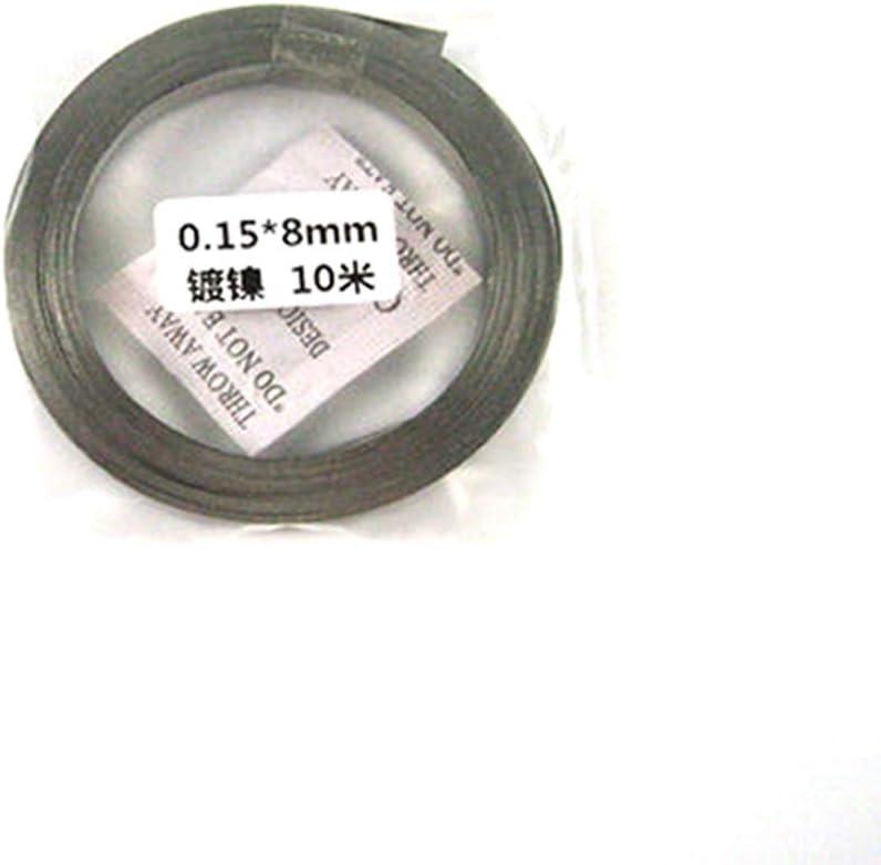 5mm 1Pcs 5mm 32ft 18650 Li Battery Spot Welding Pure Nickel Plated Steel Strip Tape