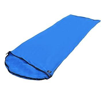 OUTAD sobre tipo Multifuntion ultraligero portátil al aire libre Camping saco de dormir, France Blue: Amazon.es: Deportes y aire libre