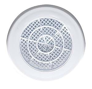 Dmo - DMO - Grille plastique concentrique à clip Ø 103 mm