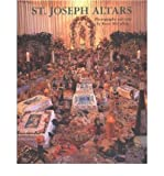 Front cover for the book St. Joseph Altars by Kerri McCaffety
