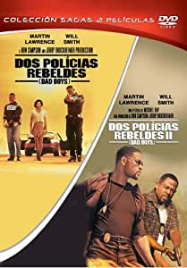 Dos Policias Rebeldes 1 + Dos Policias Rebeldes 2 [DVD]