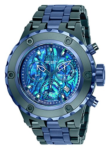 (Invicta Reserve Chronograph Blue Dial Mens Watch 25910)