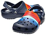 Crocs Classic Graphic Clog   Slip On Water