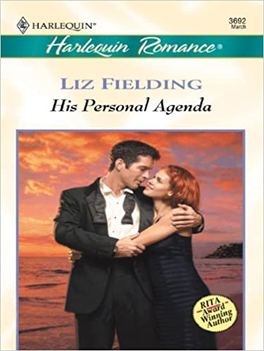 His Personal Agenda by Liz Fielding