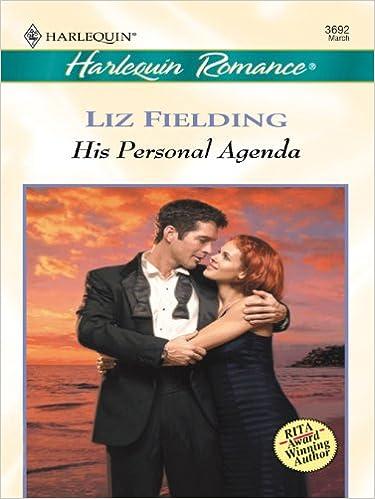 His Personal Agenda by Liz Fielding