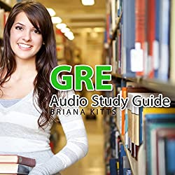 GRE Audio Study Guide: Vocabulary Edition
