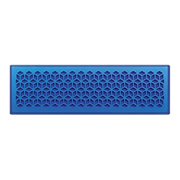 Creative Muvo Mini Pocket-Sized Weather Resistant Bluetooth Speaker with NFC that Delivers Loud and Strong Bass Blue