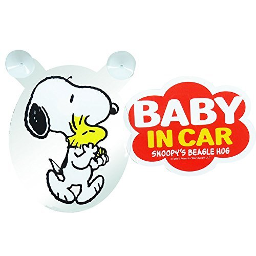 Snoopy Swing Safety Sine baby in car / HUG SN82 For Sale