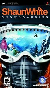 Shaun White Snowboarding (Fr/Eng manual) - PlayStation Portable