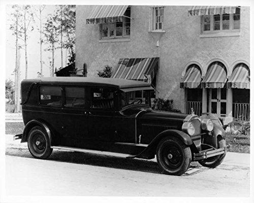 Review 1925 Packard Eight Model