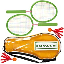 Kids Badminton Set – Racket Sports Kit with Carrying Bag, Outdoor Sports Game for Beginner, Boys, and Girls