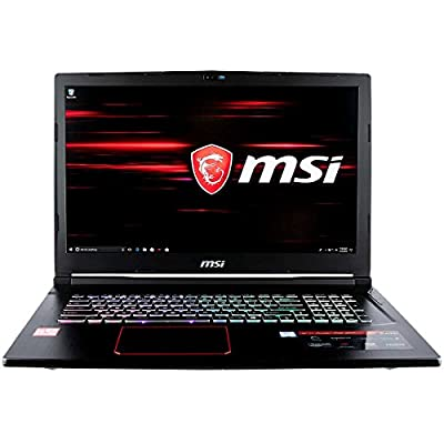 CUK Laptop GE73 Intel 8th Gen i7-8750H