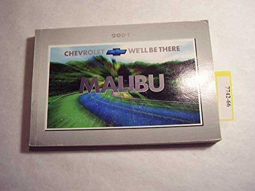 2001 Chevrolet Malibu Owners Manual