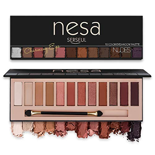 Serseul Eyeshadow Palette Pigmented Blendable product image