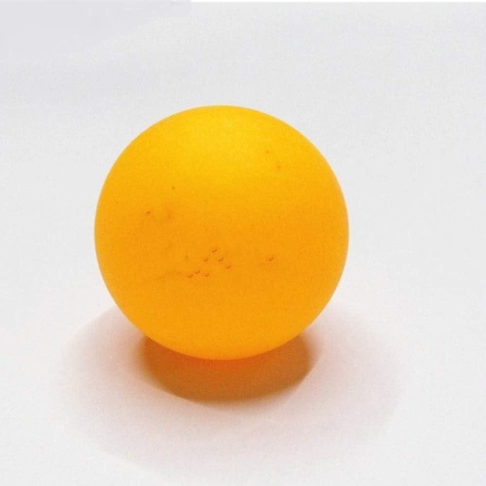 mm Durchmesser 3-Sterne-ABS-Ping-Pong-B/älle aus Kunststoff Glatte Oberfl/äche mit N/ähten Tischtennisball WLKK 10 St/ück 40