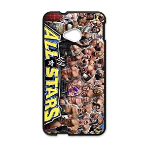 Happy All stars robust muscles man Cell Phone Case for HTC One M7