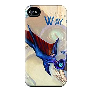 XiFu*MeiExcellent Design Way To The Dawn Case Cover For Iphone 4/4sXiFu*Mei