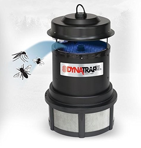 Dynatrap Dt2000xl Heavy Duty Flying Biting & Mosquito Insect Trap 1 Ac Coverage by Dynatrap