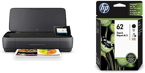 Amazon.com: HP OfficeJet 250 All-in-One - Impresora portátil ...