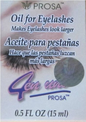 Oil for Enlarging Eyelashes