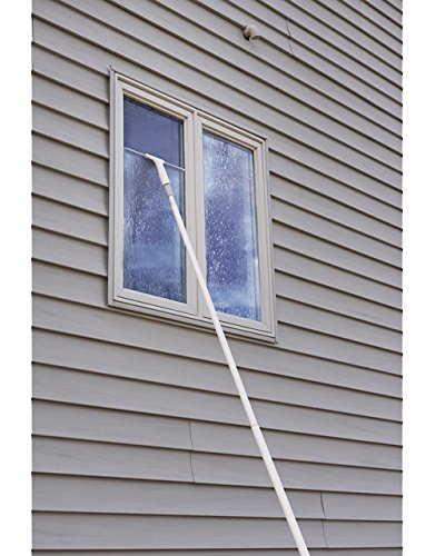 Unger Steel 3.5 - 6 Foot Telescopic Pole with Universal Thread Cone