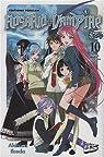 Rosario Vampire, tome 10 par Ikeda