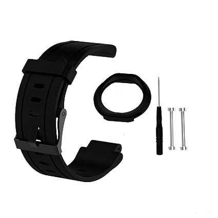 nouvelle sélection classcic les dernières nouveautés Weinisite Replacement Wristband With Case Cove for Garmin Forerunner  225,Pins and Tool Inclued