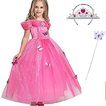 b067ace53a6 Robe Princesse Enfant Fille